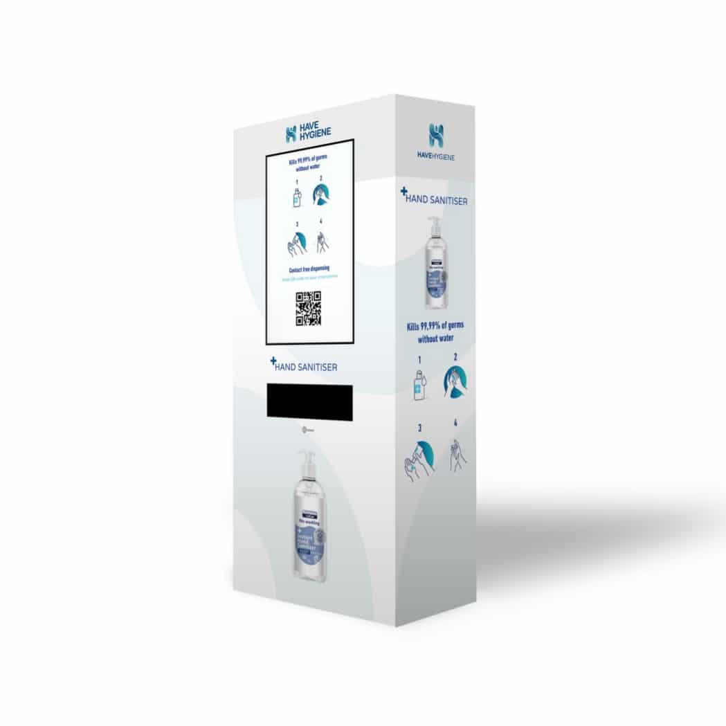 large dispenser